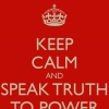 #SpeakTruthToPower
