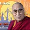 2017 Settembre Dalai Lama a Riga