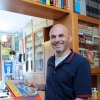 Intervista al collezionista di album di figurine di calciatori Gianni Bellini
