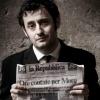 """""""Aldo morto"""" fra rabbia e ironia. Intervista con Daniele Timpano."""