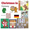 Frohe Weihnachten - Χριστουγεννιάτικη γιορτή μαθητών Γερμανικής Γλώσσας εκπαιδευτηρίου Rozis Sevasteias
