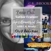 Ep 130: Romances at Sea with Featured Author C.K. Brooke | Book Chat