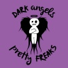 Dark Angels and Pretty Freaks podcast