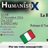 HumanistiX