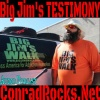 Big Jim's Testimony for Jesus