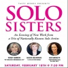 Tasty Words  Solo Sisters LIVE EVENT 2.18.2017
