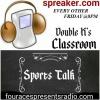 Double K's Classroom Episode #22 (CFB Playoff/ NCAABB Season)