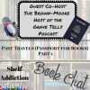 Ep 100: Past Travels (Passport for Books) - Part 1 | Book Chat