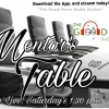 Mentor's Table w/ Sista Spade: Community Run with Good News Radio!  Episode 1