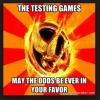 Are Standardized Tests the New Hunger Games?