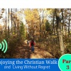 Finding Fulfillment in Serving God (Part 3 Enjoying The Christian Walk and Living Without Regret) - Episode 008