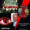 Walking the Hilltop with  Xander Berkeley (Gregory) TWD