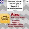 Ping - Live dal Liceo Classico Cavour 3^H