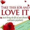 """Loving"" Your Job!"