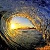 """Un giorno l'onda chiese al mare: """"mi vuoi bene?"""" -Letta da MFQS"""