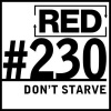 RED 230: Real Artists Don't Starve