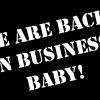 Programa 5 diciembre 2017 - Back in business baby!