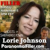 Psychic Lorie Johnson On Paranormal Filler