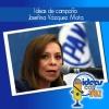Ideas de campaña, Josefina Vázquez