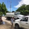 Conagua trabaja para restablecer abasto de agua