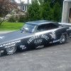 Interview with alcohol funny car driver Andrew Armstrong