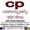 Community Party Radio Show hosted by David Samuels Show 67 Febuary 20 2018