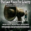 The Last Voice For Liberty