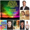 """Founder of Love On Revolution Johnny Ronca and Stars from """"Child of the 70's"""""""