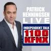 Patrick Henningsen Live