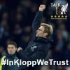 In Klopp We Trust