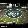 The Jets Zone: Midseason NFL Awards + Jets breakdown (Week 11 Bye Week)