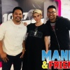 Manny and international recording artist, AGNEZ MO talks Timbaland!