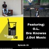 TheShowlab Producer Podcast Episode 24 With Dre Knowss, J.Dot Music Pt.2