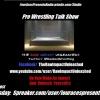 TRIU/World Wrestling Podcast Episodes