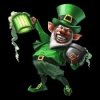 Lenny the Leprechaun call