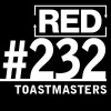 RED 232: The Cult Of Toastmasters - Advice For Podcasters
