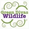 Green Divas Heart Wildlife