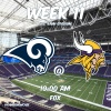 Rams Showcase - Rams @ Vikings