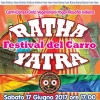 Festival del Ratha Yatra 2017 - Sri Caitanya Caritamrita M. L. II cap. 13 con Nitai Charana Das - 17/06