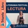 Literania. Festival de la Lectura entrevista a Lusa Guerrero