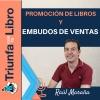 Promoción de libros de no ficción e infoproductos con Raúl Maraña, director de Hotmart España.