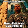 #sonoflibertyradio - Flavors Not A Youth Magnet After All