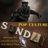 Ep 176: Wakanda Forever!   Pop Culture Sunday