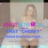 #015 - That cheeky Perrie Edwards again! #NOTsensical