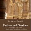 Ramadan 1437(2016): Patience & Gratitude