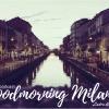 #goodmorningMilano: aspettando la libreria del Covo della Ladra