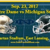 Irish Football Weekly:Notre Dame-Michigan State Preview W/Tony Hunter