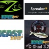 A look back At  ICast 2017 With Zee Bait Co,Doomsday Tackle & Ken Duke