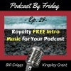 PBF29: Royalty Free Intro Music for podcast