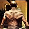 #Boxing Floyd Mayweather's Back